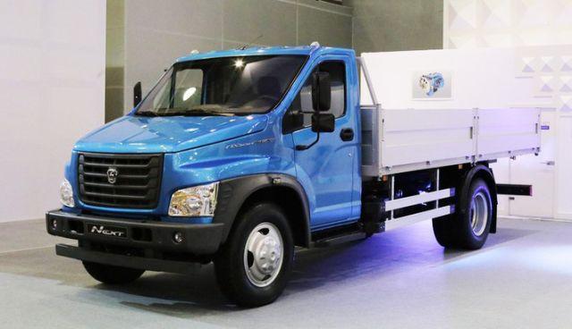 Ништа санкције: Руси произвели нови модел камиона